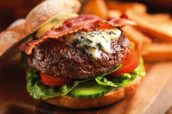 8 Prime Steak Burgers