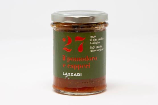 Tomato, Caper & Basil Sauce