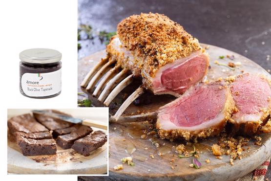 Valentines Dine In Rack of Lamb Select