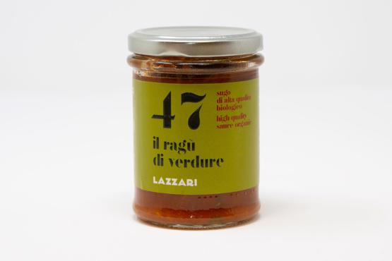 Vegetable Ragu Pasta Sauce