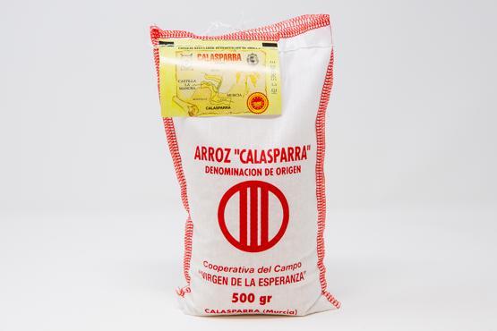 White Paella Rice DOP