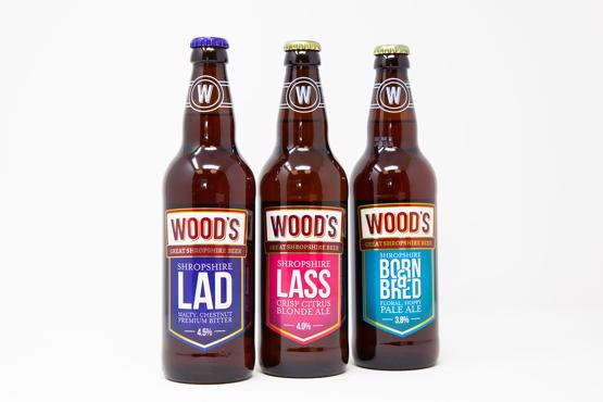 Woods Brewery Mixed Case