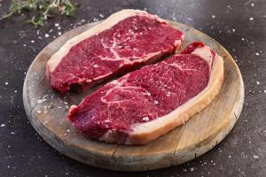Sirloin Steak, 2 x 8oz