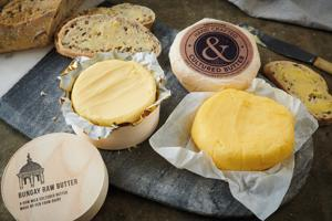 Cultured Raw Butter Taster