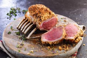 French Trimmed Rack of Lamb, 440g