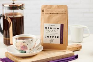 Dukeshill Medium Roast Ground Coffee