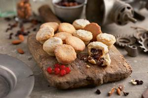 Mini Mince Pies Selection