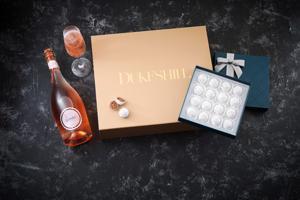 Marc de Champagne Truffles & Fizz