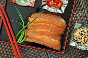 Yakitori Smoked Salmon