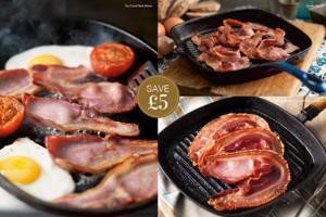 Dukeshill Bacon Sampler