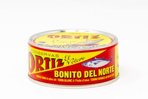 Bonito Tuna Fillet In Olive Oil (Tin