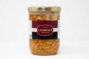 Cassoulet au Confit de Canard