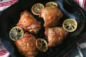 Creedy Carver Free Range Chicken Thighs