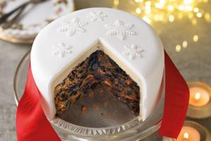 Very Special Christmas Cake