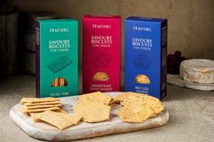 Savoury Crackers Selection