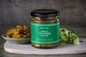 Sweet Cucumber Pickle