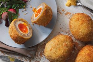 Cumberland Scotch Eggs X 2