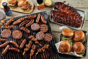 Dukeshill BBQ Feast