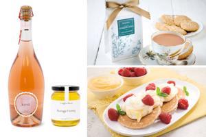 Lemon Pancakes & Fizz Breakfast Select