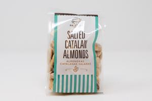 Salted Catalan Almonds