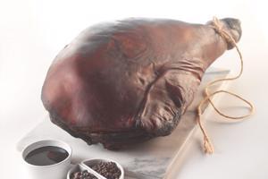 Whole on the Bone Shropshire Black Ham