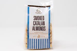 Smoked Catalan Almonds