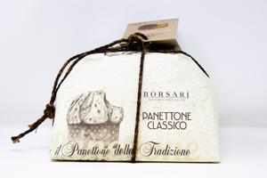 Traditional Hand Wrapped Panettone