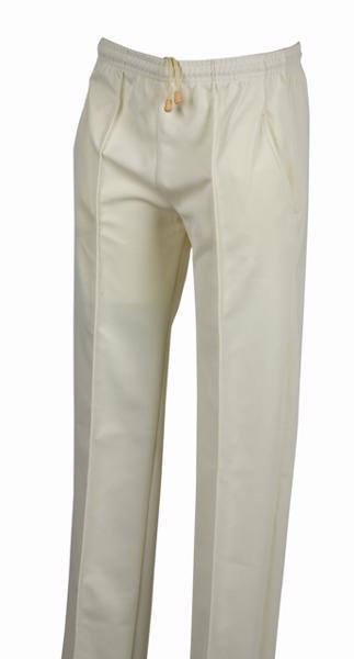 Plain Cricket Trousers - JUNIOR