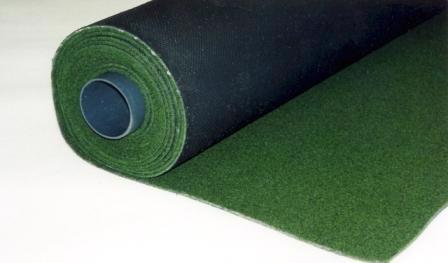 Verde cricket matting,per metre.