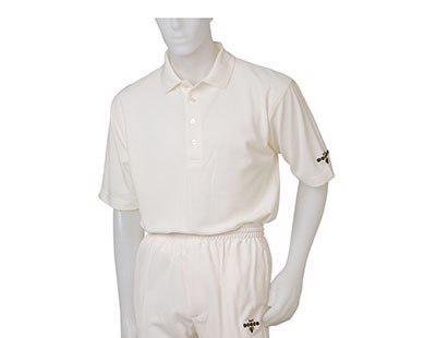 Dukes Pique Mid Sleeve Cricket Shirt