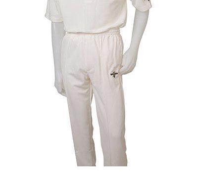 Dukes Dukes Elasticated Cricket Trousers