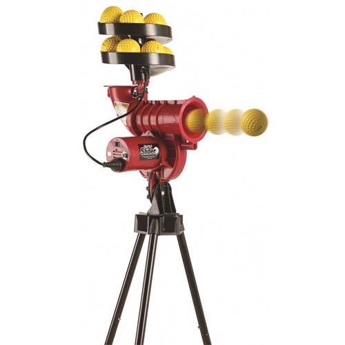 Heater Slider Cricket Bowling Machine