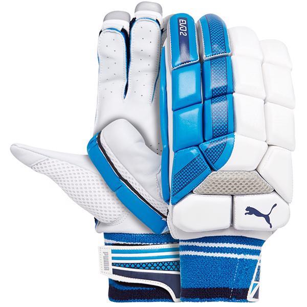 Puma EVO 2 AZURE Batting Gloves