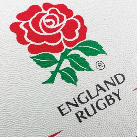 Gilbert International Replica rugby ball.