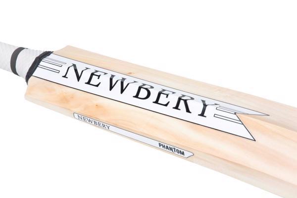 Newbery Phantom LE WHITE Cricket Bat J