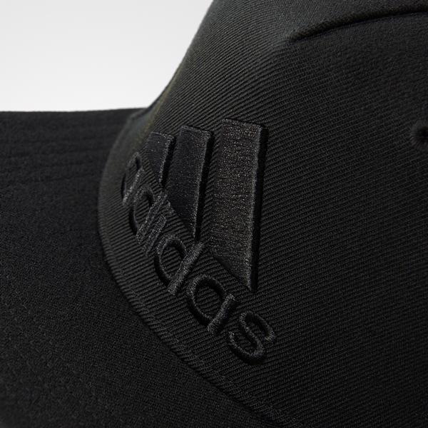 adidas Snapback Logo Cap BLACK