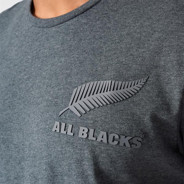 adidas All Blacks Cotton Tee HEATHER G