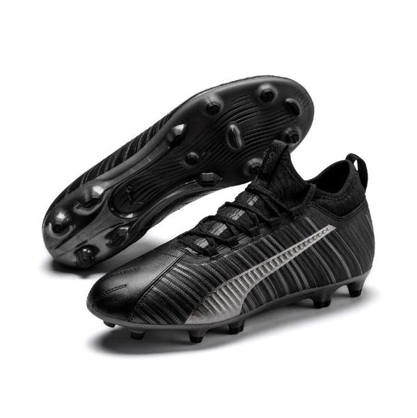 Puma ONE 5.3 FG/AG Football Boots BLAC