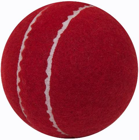 Morrant Cricket Tennis Ball RED