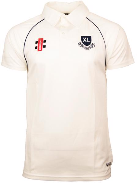 XL CLUB GN Matrix S/S Cricket Shirt