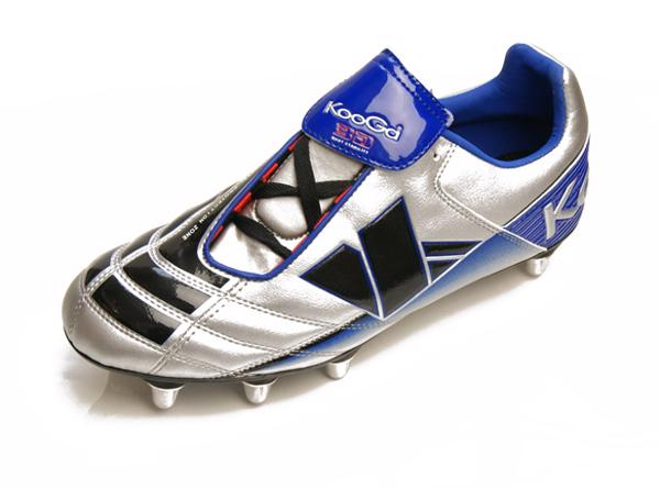 KooGa Argento Low Soft toe rugby boots