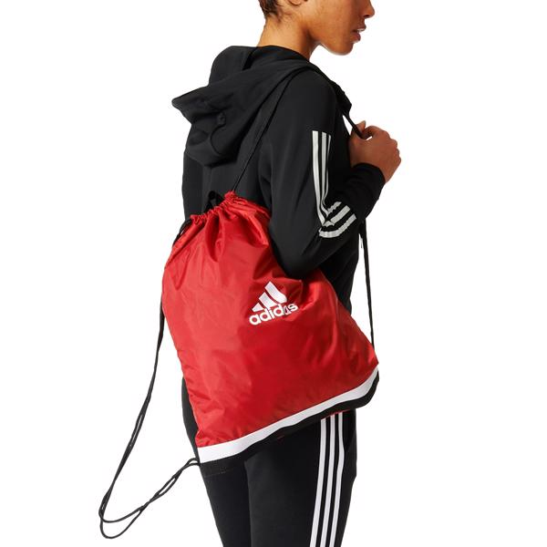 adidas TIRO Gym Bag, RED