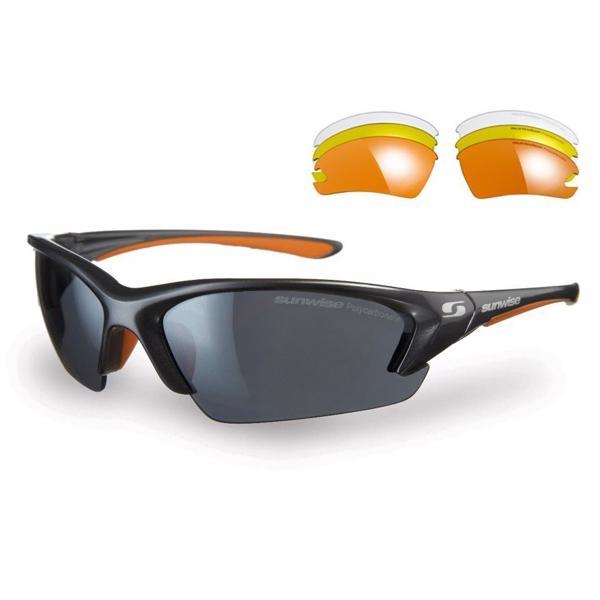 Sunwise Equinox Grey Sunglasses