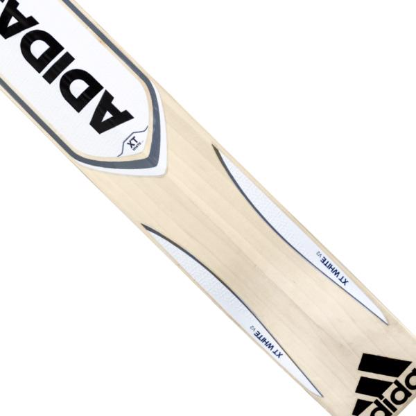 adidas XT 3.0 WHITE v2 Cricket Bat