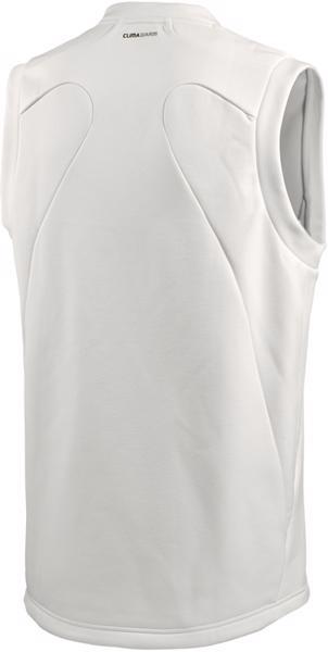 Adidas Sleeveless Cricket Sweater JUNIOR