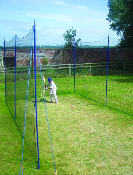 Tildenet 2 x Portanets Cricket Net Sys