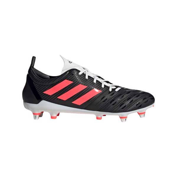 adidas MALICE SG Rugby Boots BLACK/PINK