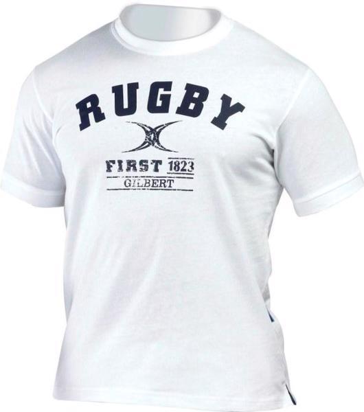Gilbert Rugby First T-Shirt