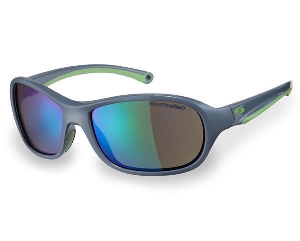 Sunwise Razor GREY Sunglasses JUNIOR