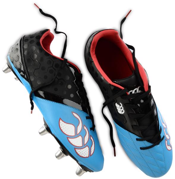 Canterbury Phoenix CLUB Rugby Boots BLAC